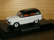 SIMCA ARONDE P60 RANCH 1/43 NOREV