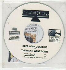 (ET643) Seeker, Keep Your Guard Up - 2007 DJ CD