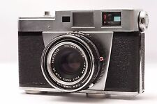 @ Super Fast 1 Day Shipping!! @ Fujifilm Fujica 35-M Chrome 35mm Rangefinder
