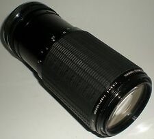 CAMERA PHOTOGRAPHY LENS SIGMA HIGH SPEED ZOOM1:3.5-4 F=80-200MM CANON MOUNT