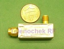 RF microwave cellular LTE bandpass filter 2110-2200 MHz, data