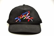 Vintage Tour de France Motorola Cycling Team 1993 Black Embroidered Snapback Hat