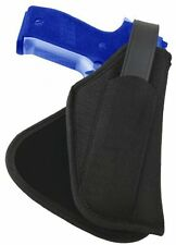Uncle Mike's Law Enforcement Paddle Holster w/thumb break, Size 19 Right Hand -