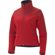 Marmot Snazette Women's Soft Shell Jacket : Size Large Cardinal Red - NEW !