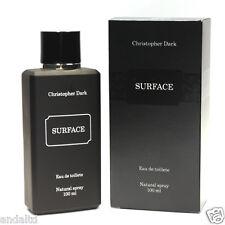 Christopher Dark Surface Eau De Toilette Natural Spray for Men 100ml