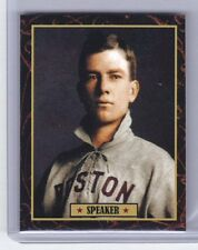 Tris Speaker 1913 Boston Red Sox Ultimate Baseball Card Collection #25