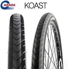 """KENDA Koast Slick MTB Tyre 27.5"""" 650B 27x1.5"""" 50-85PSI Wire Bead K1082 BLACK"""