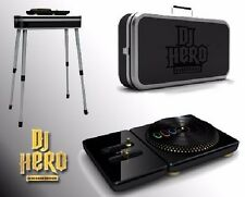 PS3 DJ Hero Renegade Bundle (Turntable + Stand + Game)  BRAND NEW