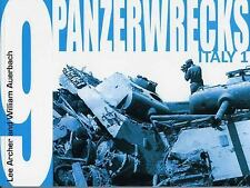 Panzerwrecks 9 : Italy 1 by William Auerbach BUY AMERICAN