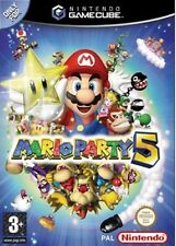 MARIO PARTY 5 GAMECUBE GAME PAL