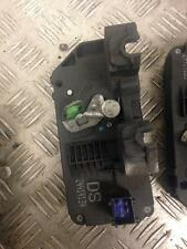 2002 5DR 1.6 16V MK4 VAUXHALL ASTRA G PASSENGER LEFT REAR DOOR LOCK 24414134 DS