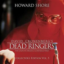 DEAD RINGERS  - COMPLETE SCORE - LIMITED EDITION - HOWARD SHORE