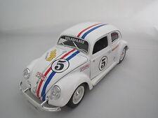 Bburago  VW  Beetle  (1955)  Beetle  Cup  UK  Bausatz gebaut  1:18 ohne Vp. !