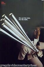 No Fear 24x36 Tony Gwynn Sr. Poster Batting Champion San Diego Padres