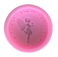 Tinker Bell Fiary Style 2 Silicone Mold (Peter Pan, Hook) - Molds from Bakell