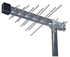 LABGEAR LOFT COMPACT LOG PERIODIC WIDEBAND DIGITAL TV AERIAL JUST 40CM LONG