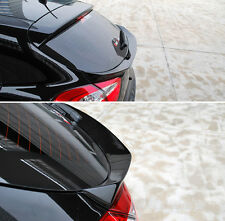 Rear Trunk Wing Spoiler UNPAINTED For 2012-2015 Kia Rio Hatchback : Pride 5DR