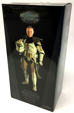 SIDESHOW STAR WARS ACTION FIGURE - COMMANDER BLY SUPER RARE!!!