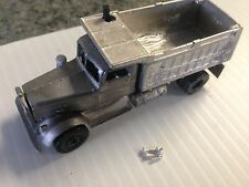 ULRICH 1/87 CLASSIC SINGLE AXLE  KENWORTH NEW DUMP NEEDLE NOSE HILINER TRACTOR