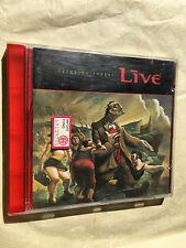 LIVE CD THROWING COPPER RADIOACTIVE RECORDS 1994 RAD 10997 ROCK