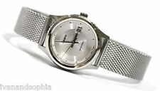 Casio Watch * LTP1365BD-7E Silver Magnified Date Analog Steel Women COD PayPal