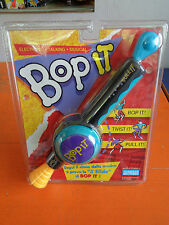 BOP IT ELECTRONIC TALKING MUSICAL PARKER BROTHERS 1997 NUOVO IN SCATOLA