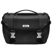 Nikon Deluxe Pro Digital SLR Camera Case Gadget Bag D3100 D5100 D5000 D90 D300S