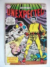 TALES OF THE UNEXPECTED # 77 (JULY 1963) VG/FN