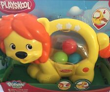 Playskool Poppin' Park Learn 'N Pop Lion Toy - Learn to Count In 4 Languages!