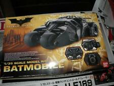 BANDAI 1/35 BATMOBILE tumbler DARK KNIGHT EX MODEL KIT