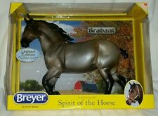 Breyer Traditional Horse NIB 701727 Brabant MidStates Special Run Wixom in Box