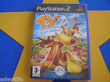 TY THE TASMANIAN TIGER 2 BUSH RESCUE - PLAYSTATION 2 - PS2