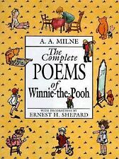 Winnie-The-Pooh: The Complete Poems of Winnie-the-Pooh by A. A. Milne (1998, Har