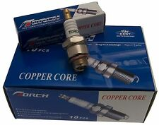10 X TORCH COPPER CORE Spark Plug Replaces NGK B2LM