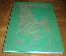 1943 FLAGSTAFF HIGH SCHOOL YEARBOOK / ANNUAL-THE KINLANI- WAR YEAR-COMMENCE PROG