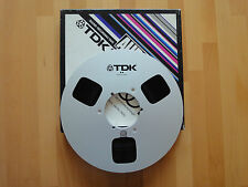 TDK l3600 35-180 nastro ALU NAB-BOBINA 26,5cm, per AKAI, Revox, TEAC
