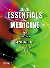Cecil Essentials of Medicine Thomas E. Andreoli, Charles C. J. Carpenter, Rober
