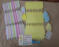 """6 14"""" MAKE YOUR OWN EASTER OR BIRTHDAY CRACKERS GREAT FOR EASTER CELEBRATIONS"""