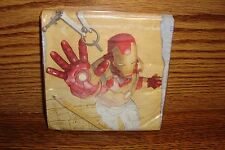 MARVEL IRON MAN 3 Theme Birthday Party 9 3/4 in. Beverage Party NAPKINS 16 CT
