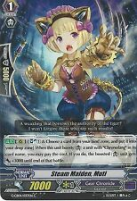 CARDFIGHT VANGUARD CARD: STEAM MAIDEN, MUTI - G-CB04/037EN C