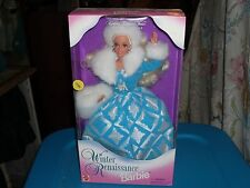 1996 NRFB Evening Elegance Series Winter Renaissance Barbie