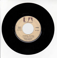 """Johnny RIVERS Vinyl 45T 7"""" SEA CRUISE -OUR LADY OF THE WELL Juke-Box UR 50778"""