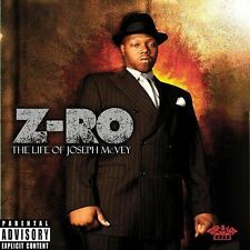 The Life of Joseph W. McVey [PA] by Z-Ro (CD, Feb-2004, Rap-A-Lot)