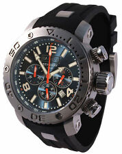 "BARBOS ""Stingray"" Chronograph Taucheruhr Wasserdicht 1000 Meters Armbanduhr Neu."