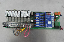 ENERGY CONTROLS 87400 5120087400 SERIAL RELAY CIRCUIT BOARD