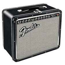 Fender Guitar Amp Tin Lunch Box 15FAQ01