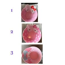 My Melody/ Hello Kitty Melamine Rice,Salad Bowl or Bowl of soup For Kids