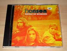 Hanson - Middle Of Nowhere - CD Album CDs - MMMBop - Thinking of You - Lucy ..