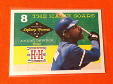 "2013 Hometown Heroes ""Defining Moments"" ANDRE DAWSON #DM8 Cubs Panini"