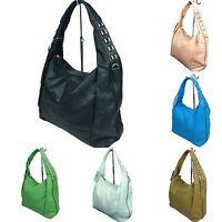 große Damen Tasche Schultertasche Handtasche Umhängetasche Shoppertasche AAJ35